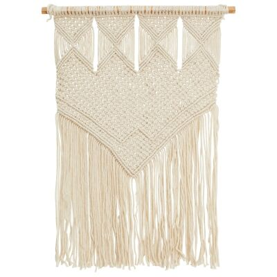 Dusk Handcrafted Macrame Wall Hanging
