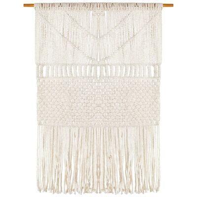 Avery Handcrafted Macrame Wall Hanging