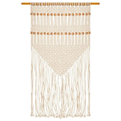 Clio Handcrafted Macrame Wall Hanging