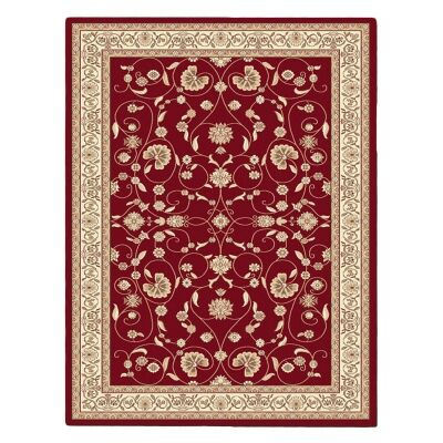 Cyropolis Jaslyn Oriental Rug, 120x170cm, Red
