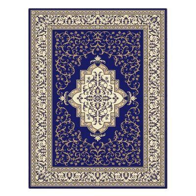 Cyropolis Omar Oriental Rug, 120x170cm, Dark Blue