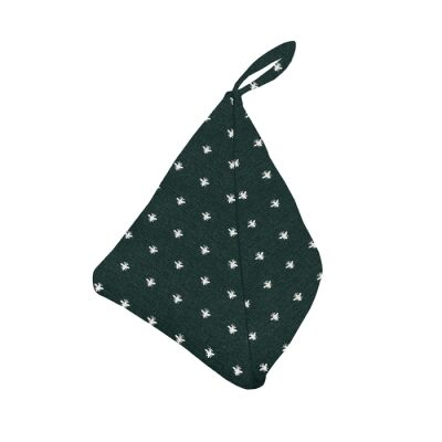 Mathis Fabric Door Stopper, Olive