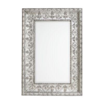 Mcdougall Iron Frame Wall Mirror, 98cm