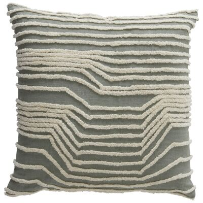 Vargas Linen & Cotton Cushion, Sage