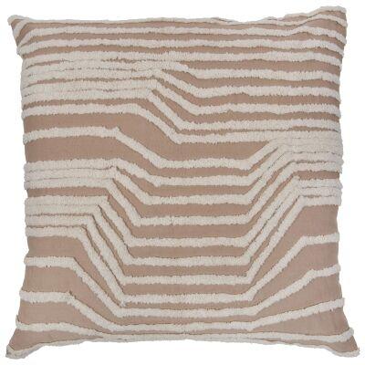 Vargas Linen & Cotton Cushion, Pink