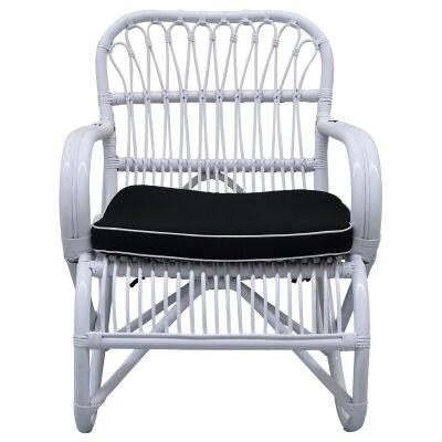 Douglas Bamboo Rattan Armchair
