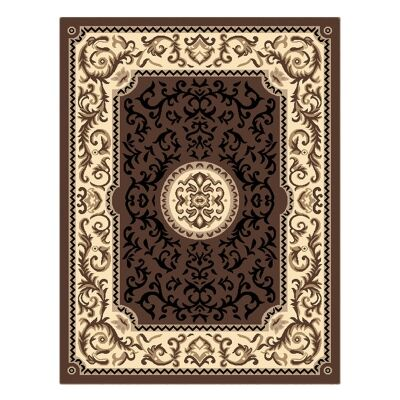 Legacy Emori Oriental Rug, 160x230cm, Brown