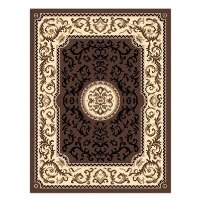 Legacy Emori Oriental Rug, 80x150cm, Brown