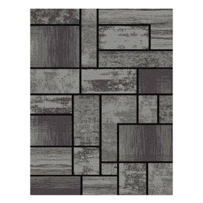 Legacy Clifford Modern Rug, 120x170cm, Grey