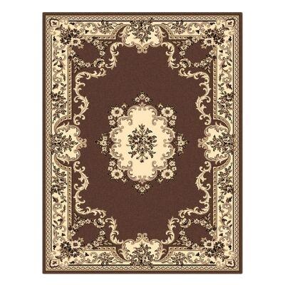 Legacy Azar Oriental Rug, 160x230cm, Brown