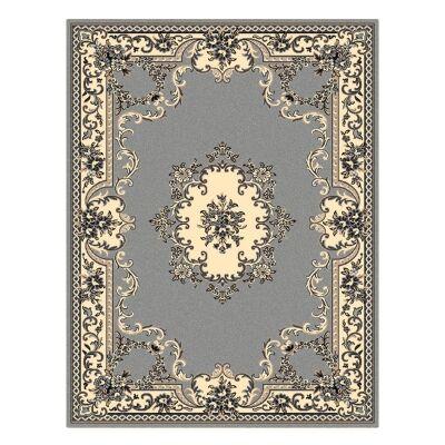 Legacy Azar Oriental Rug, 80x150cm, Grey