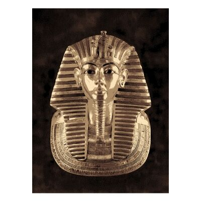 Legacy Pharaoh Modern Rug/Wall Art, 120x170cm