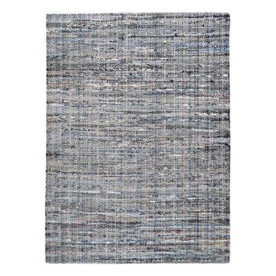 Harris Modern Rug, 160x230cm, Grey / Blue