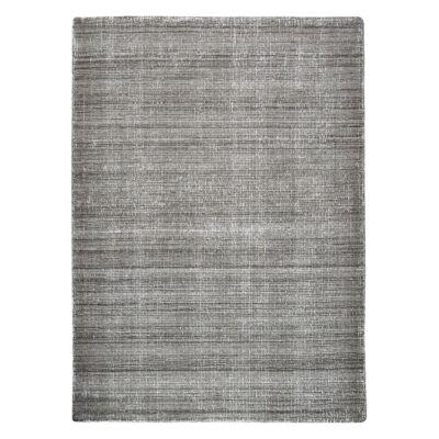Medanos Wool Modern Rug, 160x230cm, Charcoal
