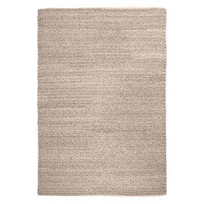 Europa Wool Modern Rug, 160x230cm, Beige