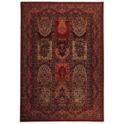Royal Panel Wool Oriental Rug, 390x280cm
