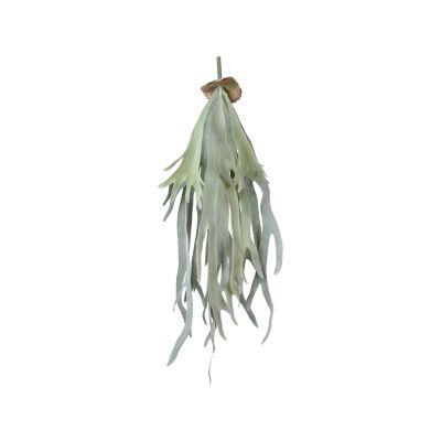 Pearce Hanging Artificial Staghorn Fern