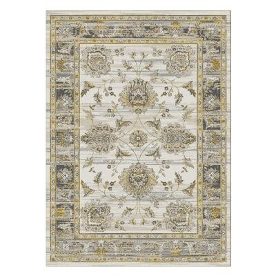 Nomad Ament Oriental Rug, 80x150cm, Gold