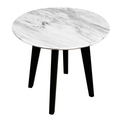 Saturn Round Lamp Table