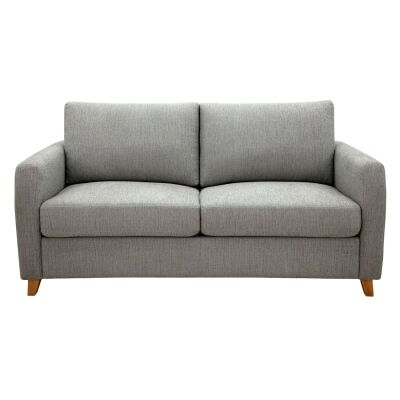 Farnell Fabric Pull Out Sofa Bed, 2.5 Seater, Oyster