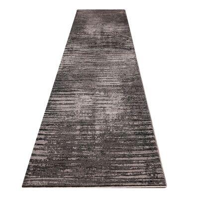 Destiny Nectar Modern Runner Rug, 80x300cm, Granite