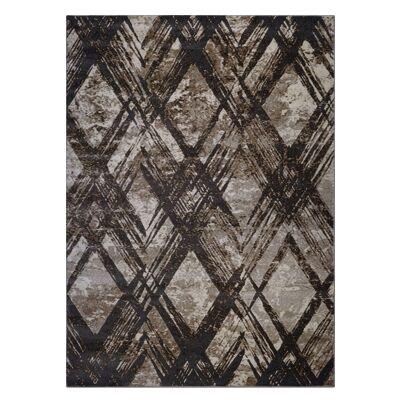 Destiny Tucson Modern Rug, 80x150cm, Clay