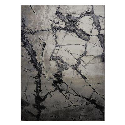 Destiny Zuni Modern Rug, 80x150cm, Granite