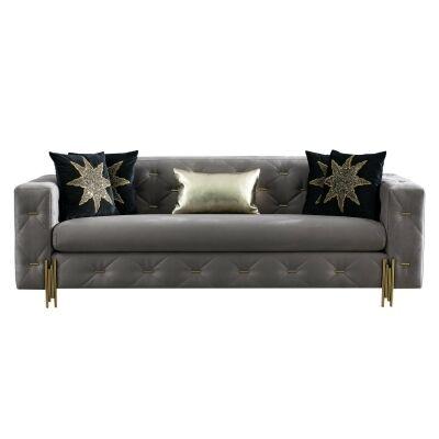 Dublino Fabric Sofa, 3 Seater