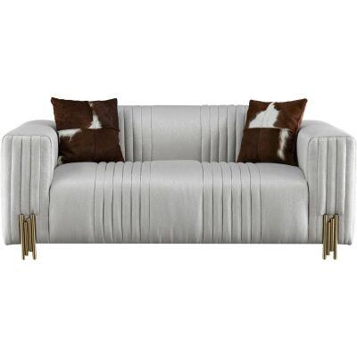 Tirana Fabric Sofa, 2 Seater