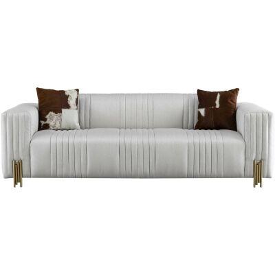 Tirana Fabric Sofa, 3 Seater