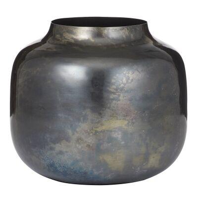 Mondrian Iron Vase