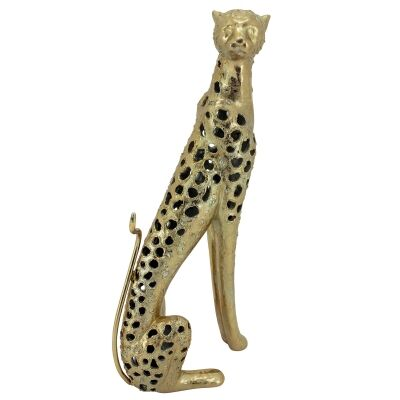 Terra Cheetah Sculpture, Small