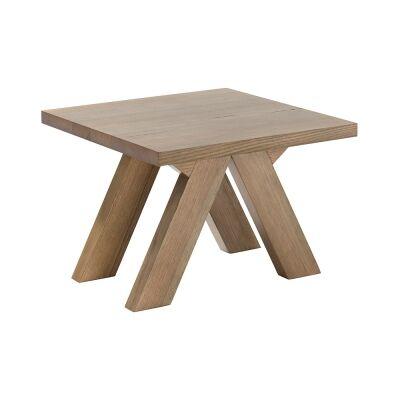 Lerida Victorian Ash Timber Lamp Table