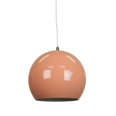 Inga Pendant Light - Beige Red