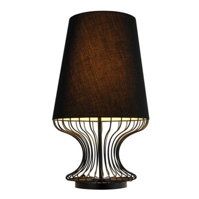 Bacchus Table Lamp - Brown