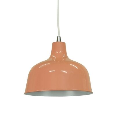 Dania Pendant Light - Beige Red