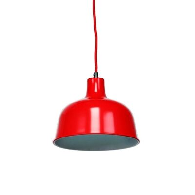 Dania Pendant Light - Flame Red
