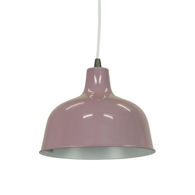 Dania Pendant Light - Pastel Violet