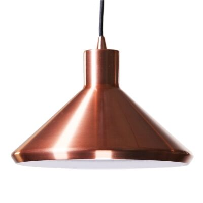 Bengt Metal Pendant Light - Copper