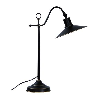 Boston Metal Table / Desk Lamp