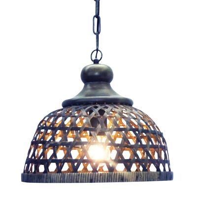 Urung Rattan Pendant Light