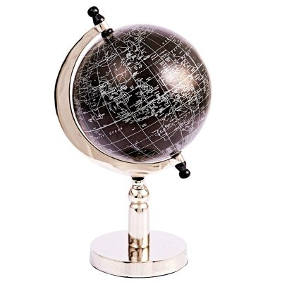 Royce Antique Metal Globe