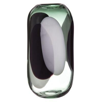 Olivino Glass Vase, Large