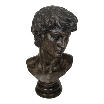 Lockhart David Bust Sculpture
