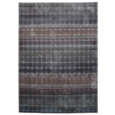 Soho Abastract Modern Rug, 230x160cm, Dark