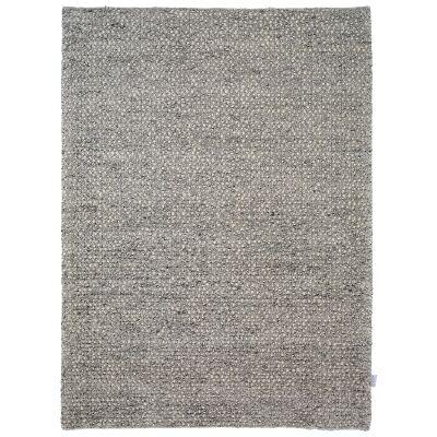 Soho Handwoven Wool Shag Rug, 225x155cm