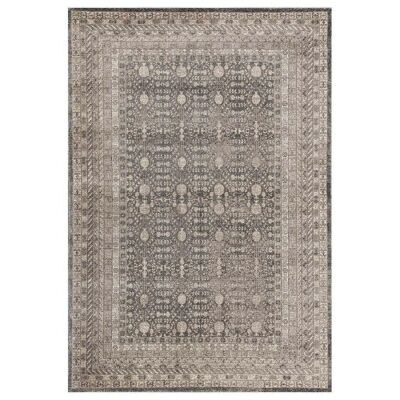 Breeze Orb Oriental Rug, 160x230cm, Bone
