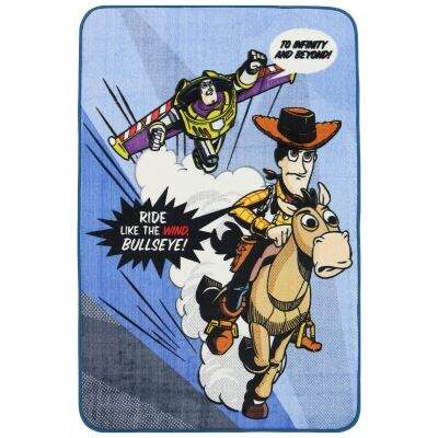 Sphinxs Buzz And Woody Kids Rug, 150x100cm