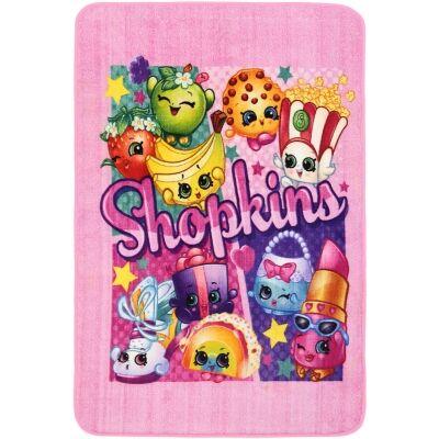 Sphinxs Shopkins Party Kids Rug, 150x100cm
