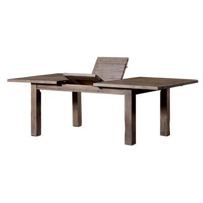 Settler Reclaimed Timber Extension Dining Table, 183-244cm